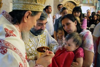 Holy Orthodox Communion